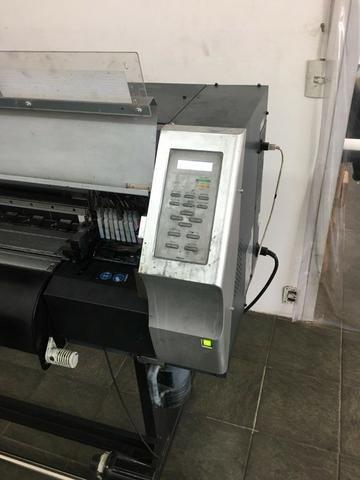 Mimaki jv33-160 impressão digital - Foto 4