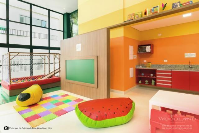 Apartamento à venda com 2 dormitórios em Santo inacio, Curitiba cod:91207.003 - Foto 15
