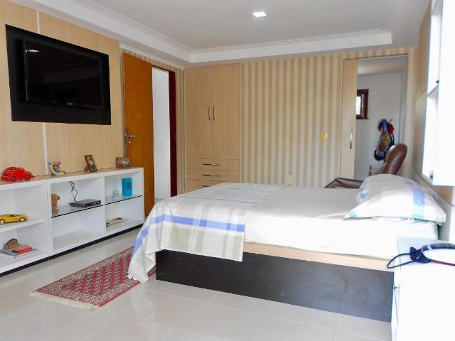 Casa em Cond no Eusébio - 313m² - 4 Suítes - 4 Vagas (CA0670) - Foto 10