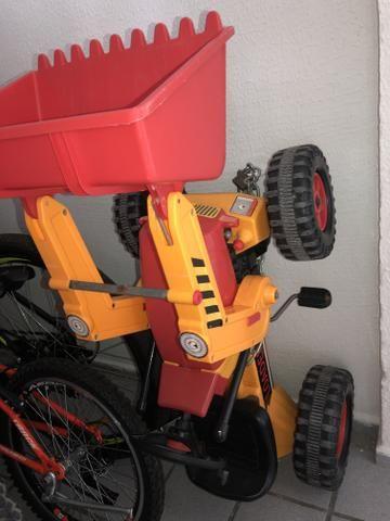 Trator de pedal - Foto 2
