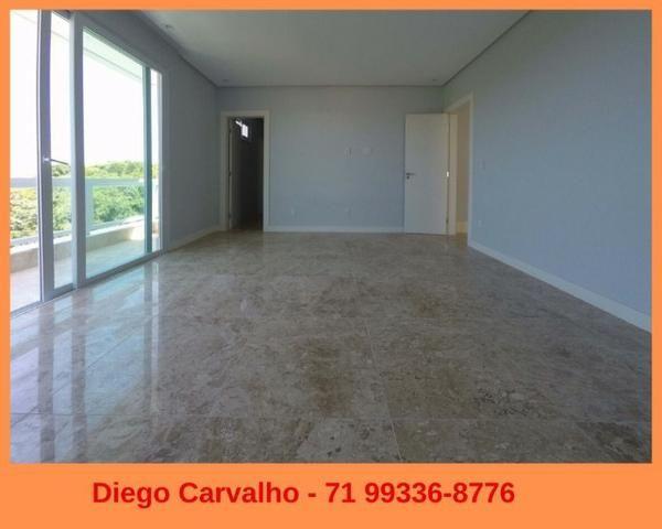 Casa 4 Suites em Alphaville II - Fina acabamento (1) - Foto 13