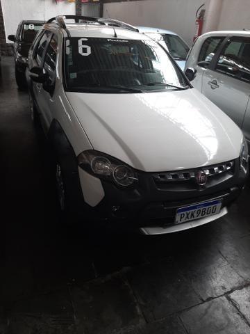 Fiat palio weekend 1.8 mpi adventure///pequena entrada + parcelas fixas 699.00 - Foto 5