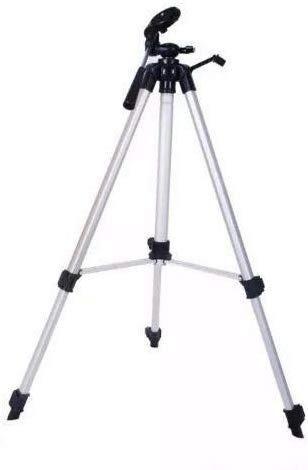 Tripé Profissional Para Celular /câmera Alumínio 1,20m - Foto 3