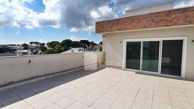 Cobertura Duplex 03 quartos (01 suíte) no Portão, Curitiba - Foto 18