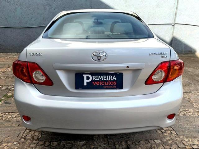 Toyota Corolla 1.8 GLi 10/10 Mecânico Completão, Só de Brasília, Chave Reserva e Manual - Foto 5