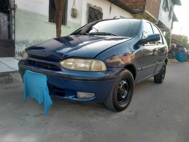 Fiat Palio azul - Foto 2