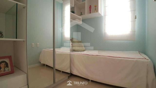 (EXR25988) Apartamento à venda no Luciano Cavalcante de 70m² com 3 quartos e 2 vagas - Foto 5