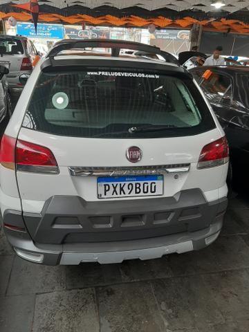 Fiat palio weekend 1.8 mpi adventure///pequena entrada + parcelas fixas 699.00 - Foto 14