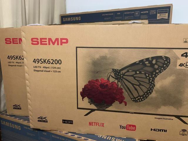 BLACK FRIDAY- Smart TV 4k Semp 49?
