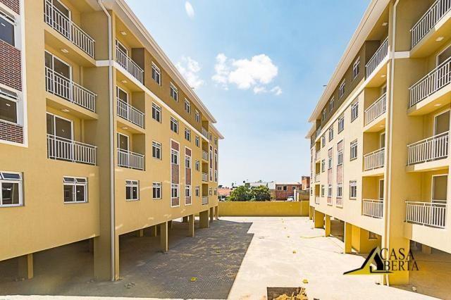 Apartamento à venda com 2 dormitórios em Sítio cercado, Curitiba cod:69187 - Foto 3