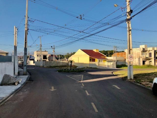 Terreno em Condomínio Fechado para venda na Av. Polônia (Fazenda Rio Grande) - Foto 4
