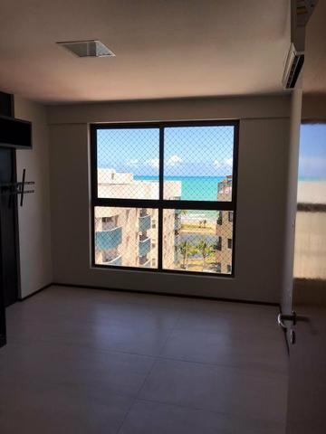 3 quartos com varanda, Vista MAR, nascente na Jatiuca! - Foto 3