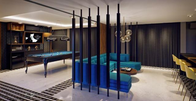 Cobertura elegante e exclusiva 2 suites Vista Praia Novo Campeche Florianopolis - Foto 2