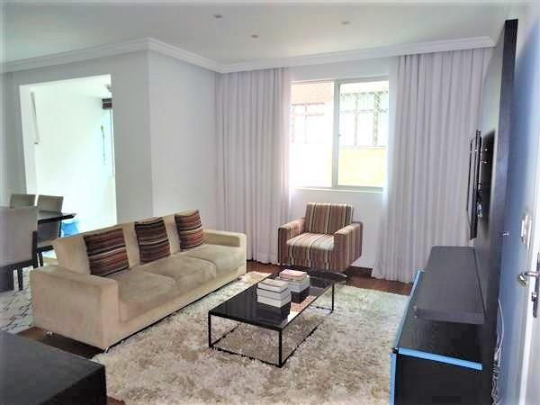 Ótimo Apartamento 3 quartos, prédio revestido, elevador,2 vagas - B.Buritis - Foto 4