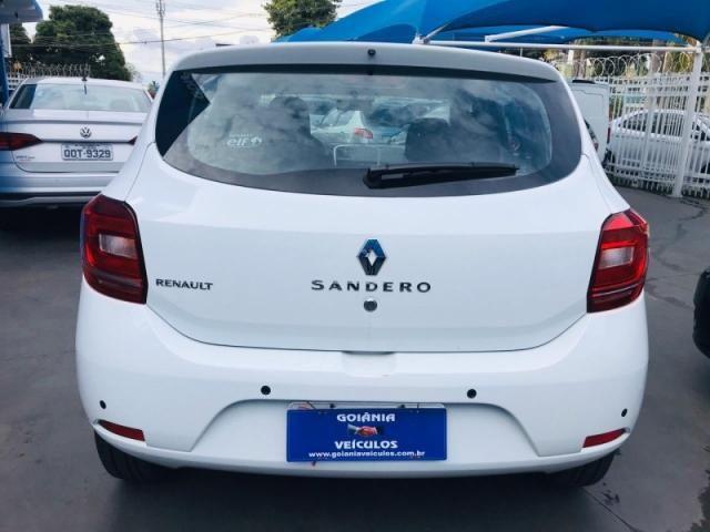 RENAULT  SANDERO 1.0 12V SCE FLEX 2019 - Foto 6
