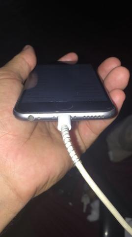 Vendo ou troco por outro iPhone dou volta en dinheiro