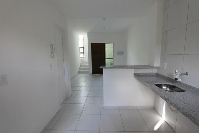 Dupléx Novo em Condomínio, Passaré, 70m2, 2 Suítes, Varanda, Quintal e 1 Vaga - Foto 7
