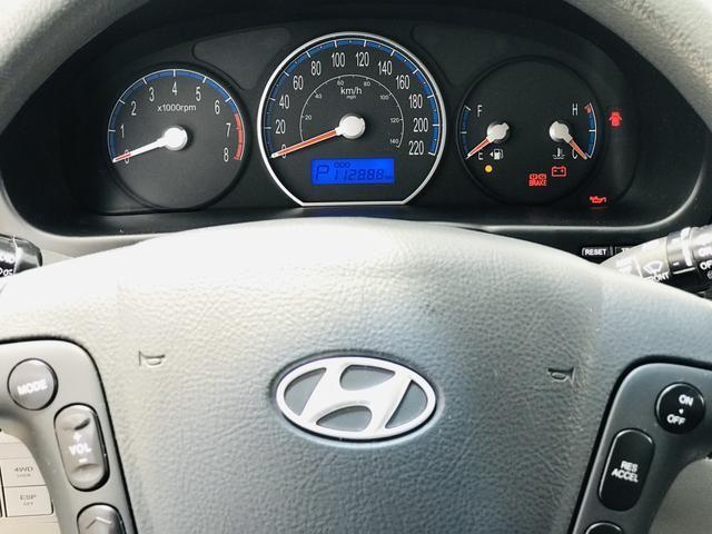 Hyundai Santa fé 2.7 V6 2009 - Foto 11