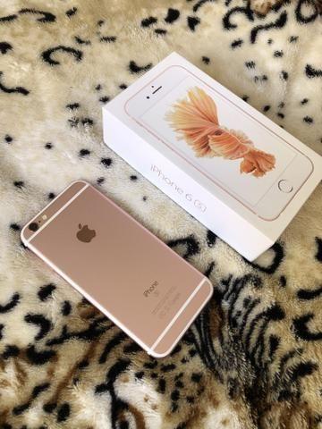 BARBADA! iPhone 6s semi novo! - Foto 3