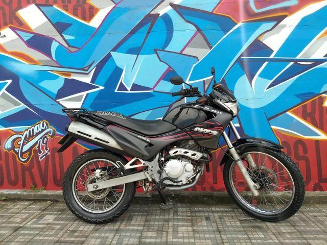 Honda nx4 falcon 2007