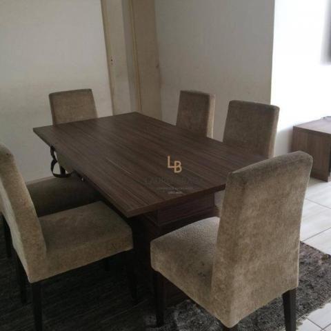 Apartamento no Jardim Vaticano,com 3 dormitórios à venda, 79 m² por R$ 170.000 - Jatiúca - - Foto 2
