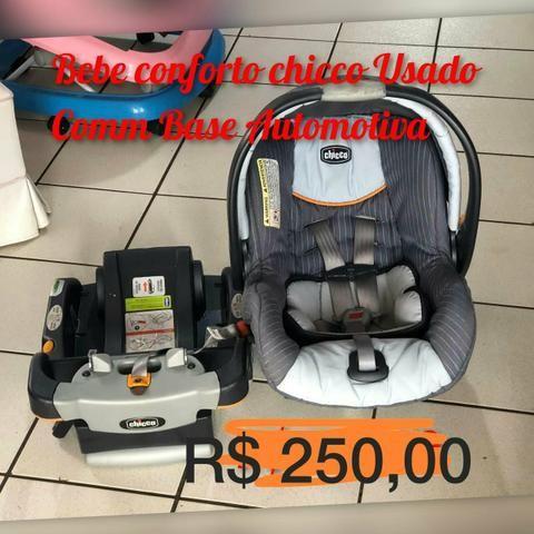 Bebe Conforto com Base Automotiva. Marca Top do Mercado - Foto 2
