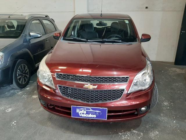 Chevrolet agile ltz 1.4 flex 8v 2011