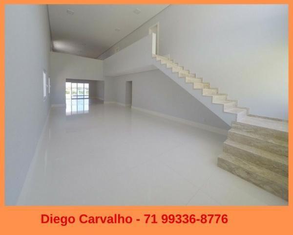 Casa 4 Suites em Alphaville II - Fina acabamento (1) - Foto 7