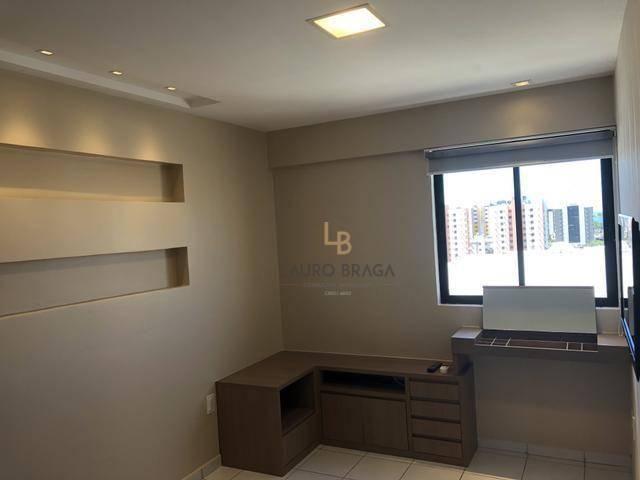 Edf. Vivart Apartamento com 3 dormitórios à venda, 83 m² por R$ 420.000 - Jatiúca - Maceió - Foto 15