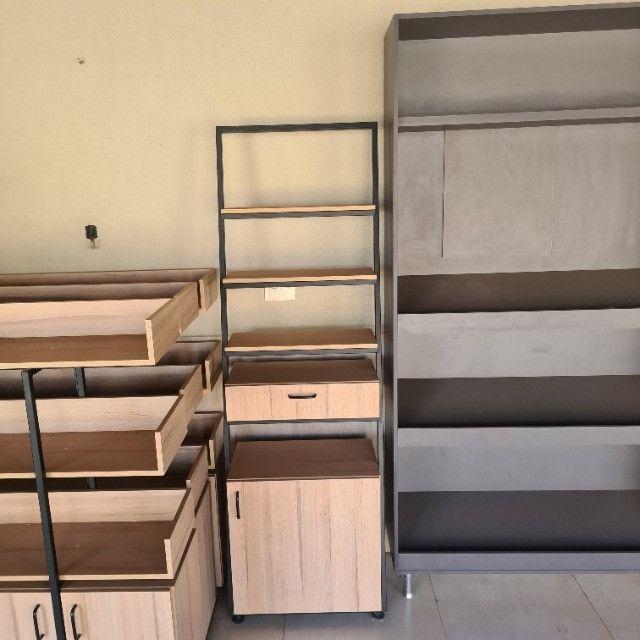 Vende se móveis para comércio - Foto 4