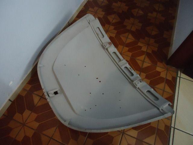 Capô trazeiro liso para fusca - Foto 5