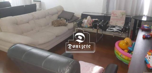 Apartamento com 4 dormitórios à venda, 118 m² por R$ 450.000,10 - Campestre - Santo André/ - Foto 5