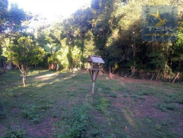 CH0386 - Chácara à venda, 6050 m² por R$ 130.000 - Zona Rural - Quitandinha/PR - Foto 15