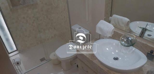 Apartamento com 4 dormitórios à venda, 118 m² por R$ 450.000,10 - Campestre - Santo André/ - Foto 20