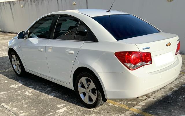 Cruze Sedan Branco LT 1.8 Automático - Foto 2