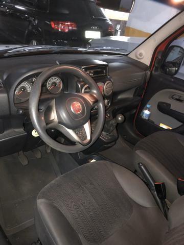Fiat Doblò 2014 Essence 1.8 6 Lugares Aceito Trocas Moto ou Carro - Foto 6