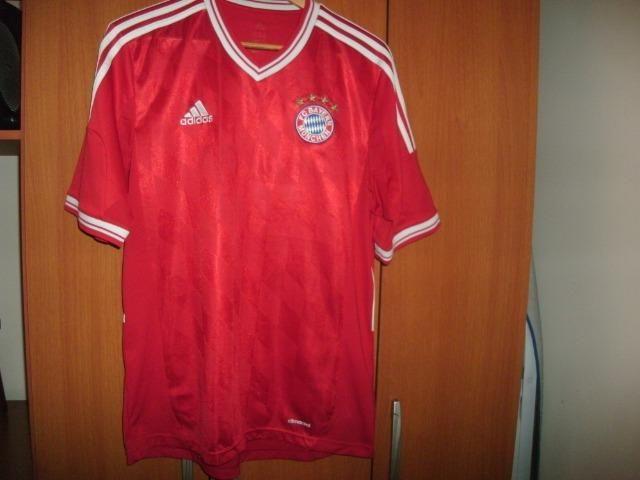 Camisa do Bayern de Munique - 2017/2018