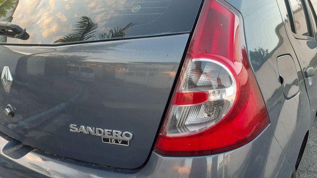 Sandero authentic 2009 1.0 (flex) - Foto 11