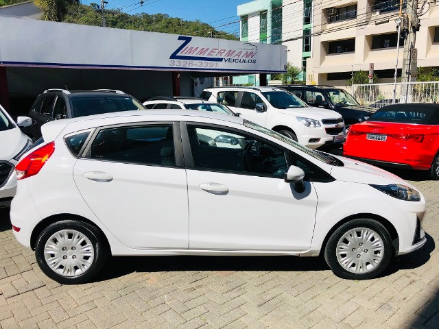 Ford Fiesta hatch 1.6 flex completo 2018 - Foto 10