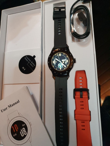 Smartwatch Blackview X1- relógio inteligente - Foto 2