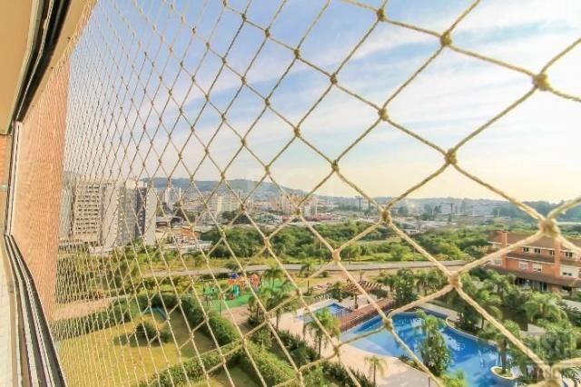 Apartamento à venda com 3 dormitórios em Jardim do salso, Porto alegre cod:EV4451 - Foto 13