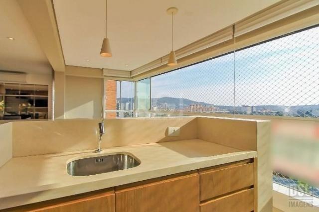Apartamento à venda com 3 dormitórios em Jardim do salso, Porto alegre cod:EV4451 - Foto 17