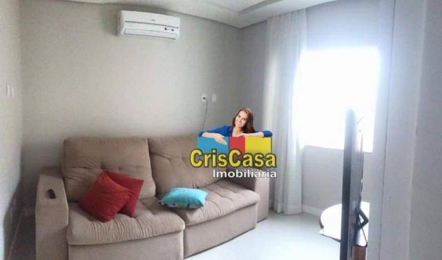 Casa com 4 dormitórios à venda, 132 m² por R$ 380.000,00 - Praia Mar - Rio das Ostras/RJ - Foto 3