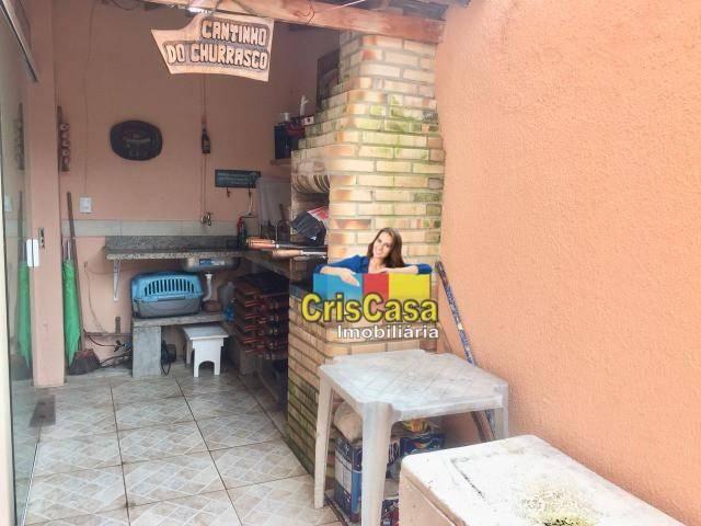 Casa com 3 dormitórios à venda, 130 m² por R$ 415.000,00 - Costazul - Rio das Ostras/RJ - Foto 12