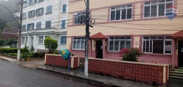 Apartamento com 2 dormitórios para alugar, 60 m² por R$ 900,00/mês - Centro - Petrópolis/R - Foto 5