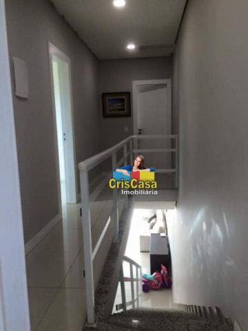 Casa com 4 dormitórios à venda, 132 m² por R$ 380.000,00 - Praia Mar - Rio das Ostras/RJ - Foto 10