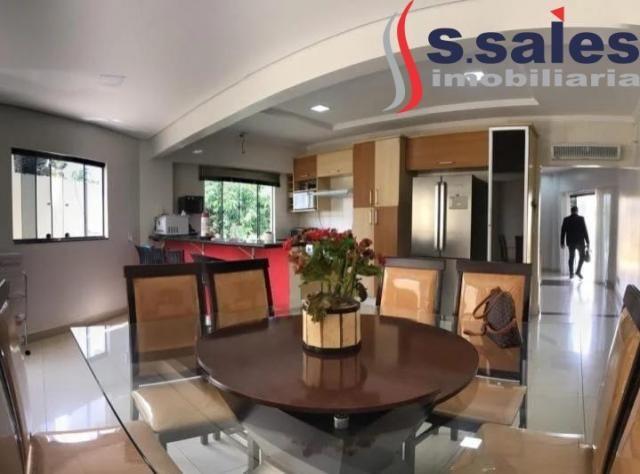 Ótima casa em Arniqueira com 4 Suítes - Lote em 1250m² - Lazer Completo - Brasília DF - Foto 20