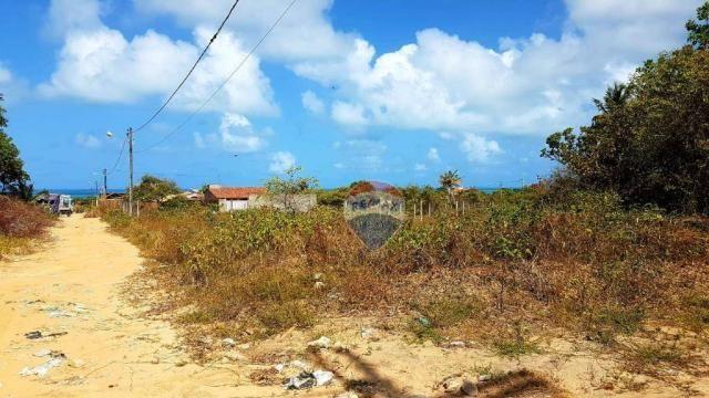 Terreno à venda, 390 m² por R$ 49.000,00 - Cidade Balneária Novo Mundo I - Conde/PB - Foto 3