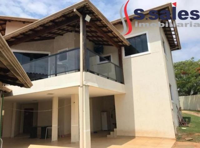 Ótima casa em Arniqueira com 4 Suítes - Lote em 1250m² - Lazer Completo - Brasília DF - Foto 16