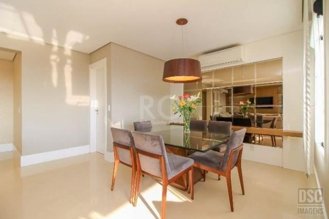 Apartamento à venda com 3 dormitórios em Jardim do salso, Porto alegre cod:EV4451 - Foto 5